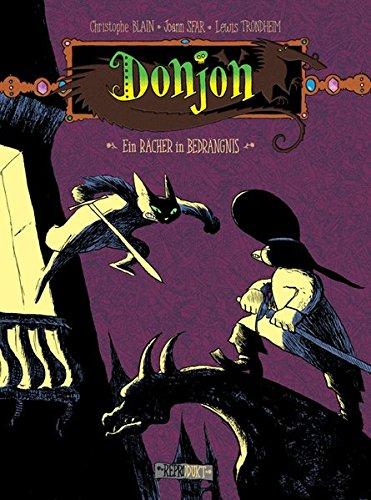 Donjon - Morgengrauen -98 : Ein Rächer in Bedrängnis