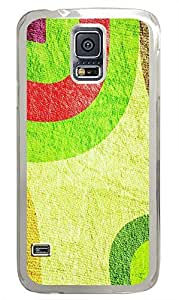 Samsung Galaxy S5 personalize cases Paint Pattern Best PC Transparent Custom Samsung Galaxy S5 Case Cover