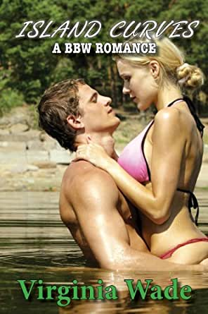 Island Curves (A BBW Romance) - Kindle edition by Virginia