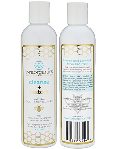 Organic Body Cleanser