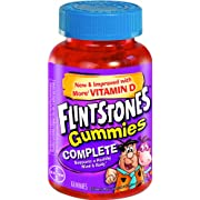 Flintstones Children's Complete Multivitamin Gummies, 60 Count