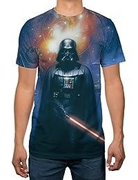 Darth Vader Fleet Mens Sublimation T-shirt