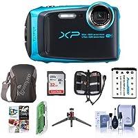 Fujifilm FinePix XP120 16.4MP Digital Camera, 5x Optical...