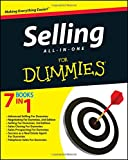 img - for Selling All-in-One For Dummies book / textbook / text book