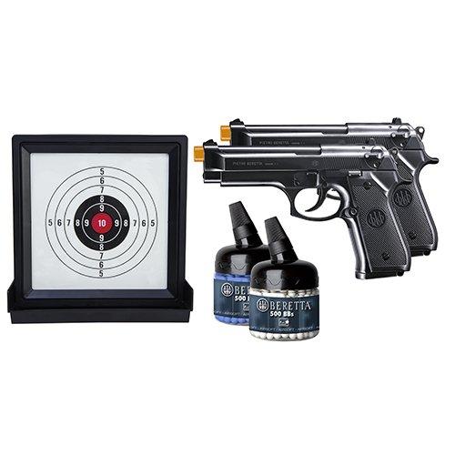 Beretta Game Ready Target Kit -.6mm Airsoft-black ()