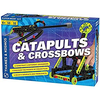 Thames & Kosmos Catapults & Crossbows Science Kit
