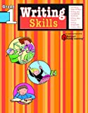 Writing Skills: Grade 1 (Flash Kids Harcourt Family Learning)