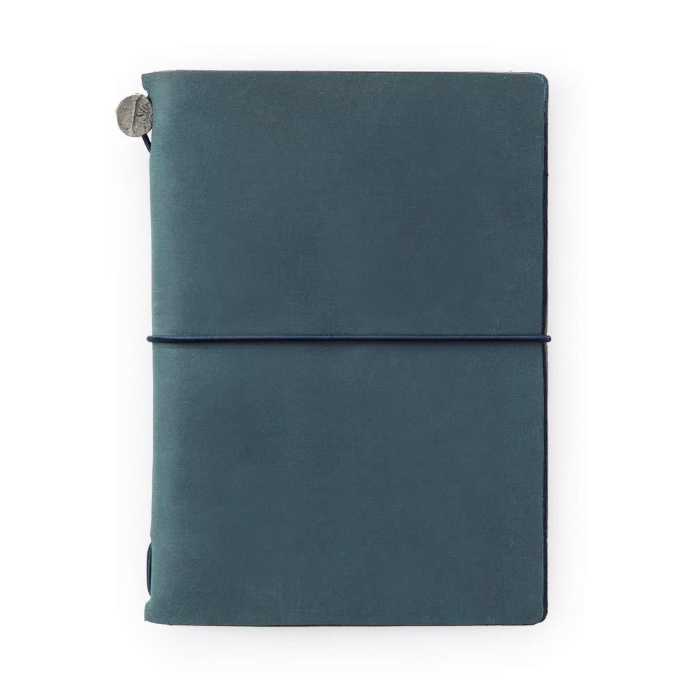 Travelers Notebook Blue Passport Size