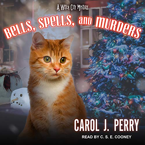 Bells, Spells, and Murders: Witch City Mystery Series, Book 7