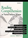 Reading Comprehension in Varied Subject Matter Book 3, Jane Ervin, 0838806023