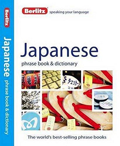 Berlitz Japanese Phrase Book & Dictionary ()