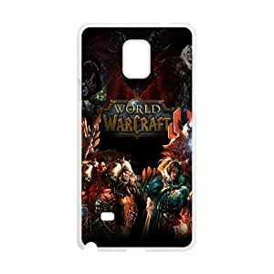 Samsung Galaxy Note 4 Phone Case World of Warcraft 23C04879