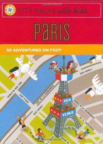 Download City Walks with Kids: Paris Adventures on Foot pdf epub