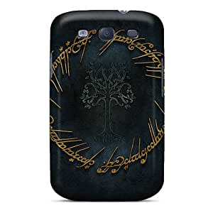 Shock-Absorbing Cell-phone Hard Cover For Samsung Galaxy S3 With Allow Personal Design Attractive Lord Of The Rings Image AlainTanielian