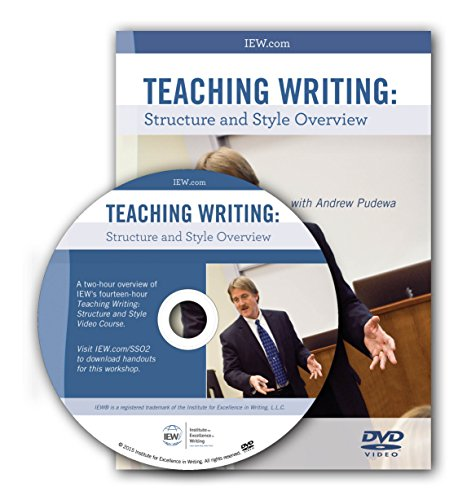 Structure and Style Overview DVD