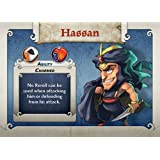 Cool Mini or Not SWGAQ008 Arcadia Quest: Hassan