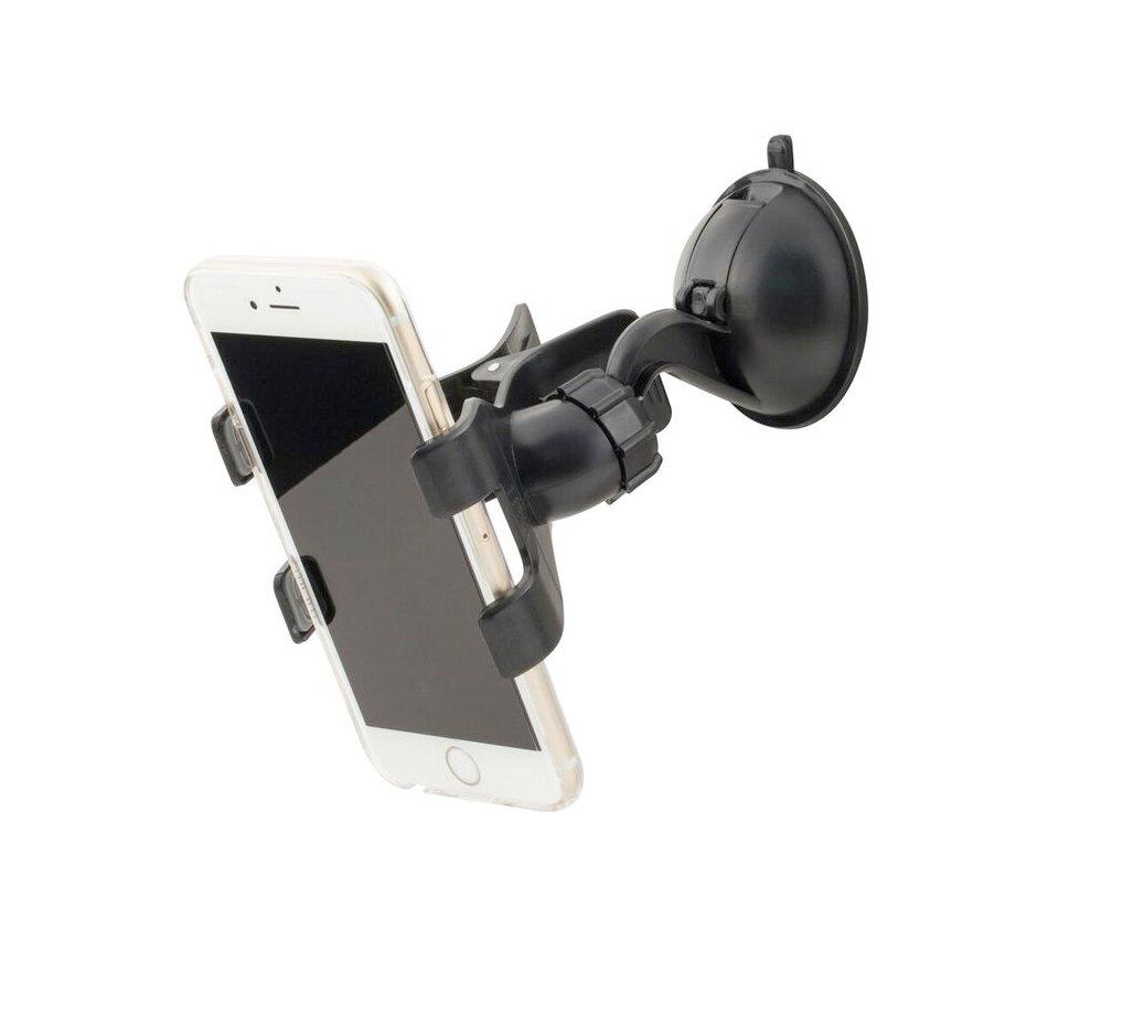 Kikkerland Car Suction Phone Holder Black US104-BK