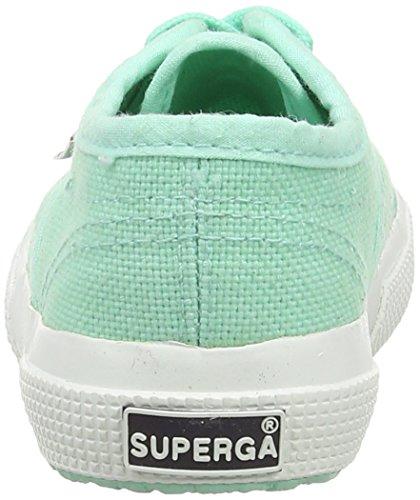 Bebé Unisex Zapatillas Verde Bebj Baby Classic Green Pastel Superga 2750 xPwYHqCYX