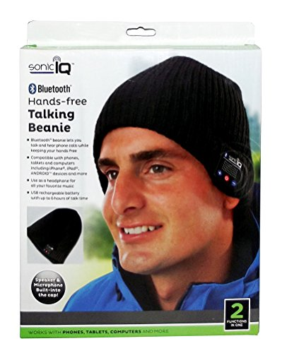 (Bluetooth Hands-free Talking Beanie)