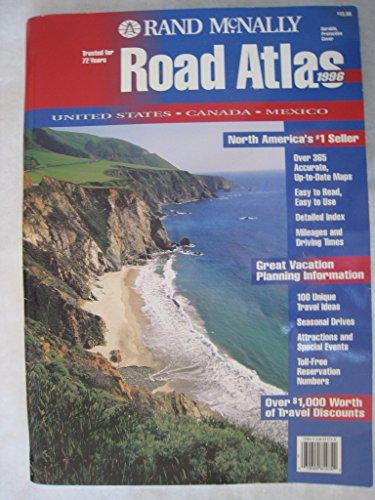 Gousha 1996 Road Atlas : United States, Canada, - Gousha Maps