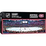 Masterpieces Montreal Canadiens 1000pc Panoramic