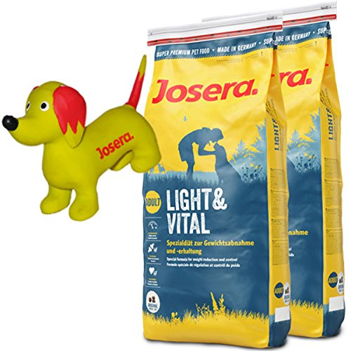 Josera 2 x 15 kg Light & Vital Seppl