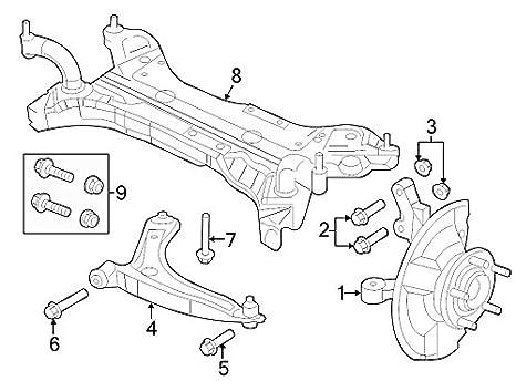Amazon Com Chrysler Oem Dodge Alignment Camber Adjusting Eccentric