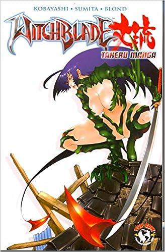 Nude Anime Schoolgirl Porn - Witchblade Takeru Manga (volume 1): Yasuko Kobayashi, Rob ...
