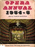 img - for Opera Annual 1954-1955 book / textbook / text book