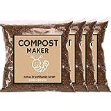 Trust Basket Bokashi Compost Maker Powder, 500 g (Pack of 4)
