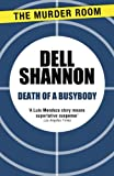 Death of a Busybody by Dell Shannon front cover