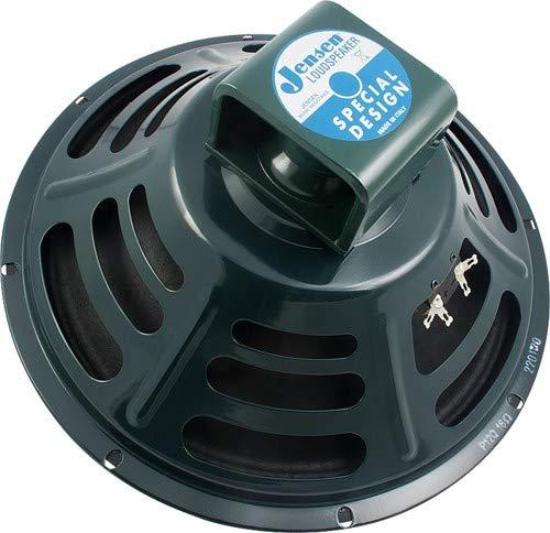 Jensen Speaker, Green, 12-Inch (P12Q8) (Best Replacement Speaker For Fender Princeton Reverb)