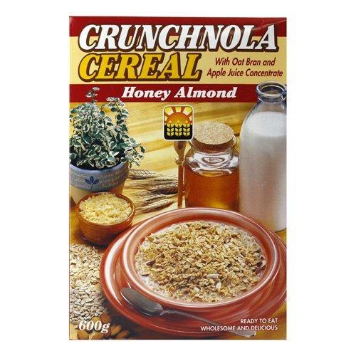CRUNCHNOLA crisis Nora miel de almendra 600g [cereales para el desayuno, Canad?, Estados Unidos, la comida]: Amazon.es: Alimentación y bebidas