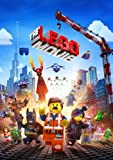 DVD : The LEGO Movie (plus bonus features)