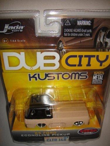 Jada Toys Dub City '65 Ford Econoline Pickup Wave 14 (Ford Econoline Pickup)