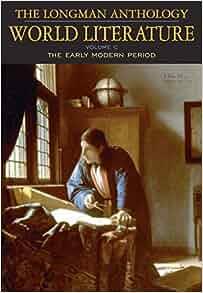 The longman anthology of world literature for Ursula heise