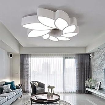 Lighsch Deckenleuchten Schlafzimmer Balkon 60 55cm Dimmbar