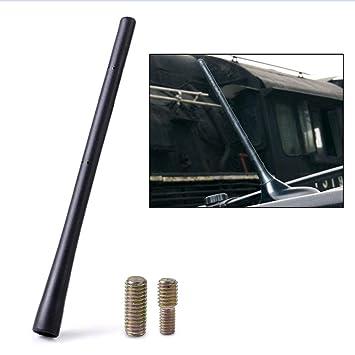 "Car Auto Black AM FM Radio Aerial Antenna 8/"" 20cm Signal Reception Antenna"