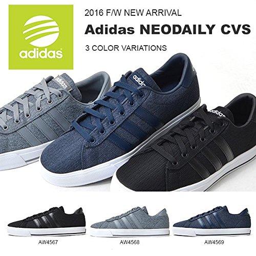 adidas neo スニーカー ブルー