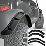 Club Car Precedent Golf Cart Fender Flares (Set of 4)