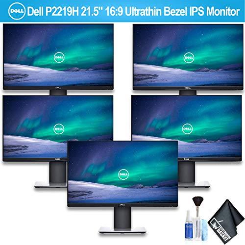 """Dell P2219H 21.5"""" 16:9 Ultrathin Bezel IPS Monitor - 5 Pack -  P2219H_EDI_3"""