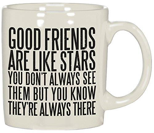 Primitives by Kathy Coffee Mug - Good Friends 20 oz. Mug - Friendship Cup