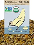 Organic, Soy Free Layer Chicken Feed, 25lbs, Non-GMO Project Verified