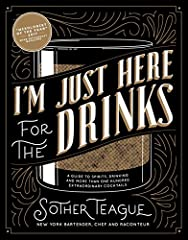 Sother Teague, one of New York's most knowledgeable bartenders and Wine Enthusiast's Mixologist of the Year (2017), presents a brief history of both classic and lesser-known spirits with modern-day wit and old-school bar wisdom, accomp...