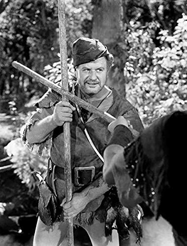 Amazon.com: Alan Hale Sr - The Adventures of Robin Hood - Movie Still Magnet: Kitchen & Dining
