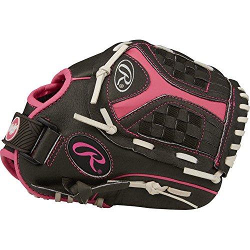 "Rawlings Storm Regular Funnel Web 10-1/2"" Softball Youth Gloves"