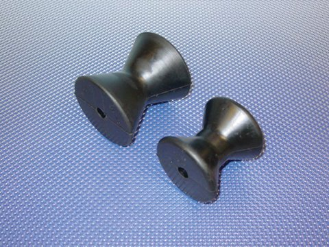 Yates Rubber Bow Roller 1/2