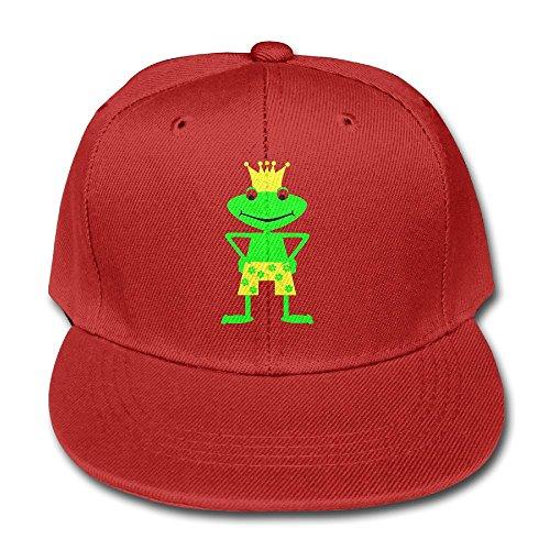 Frog Visor - Bandokui Girl Classic Visor Hat Frog King Plain Cap