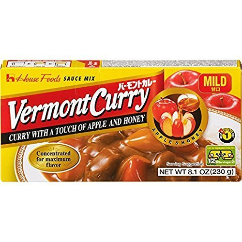 Japanese Curry - Vermont Curry Mild 8.11 oz