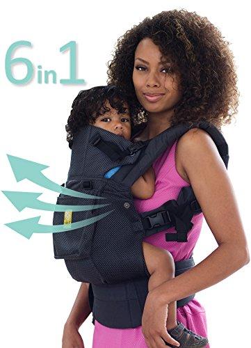 SIX Position Ergonomic Child Carrier LILLEbaby